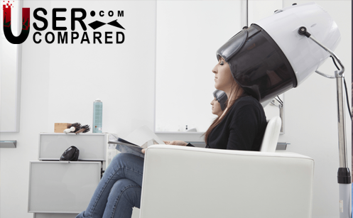 hooded hair dryers for home