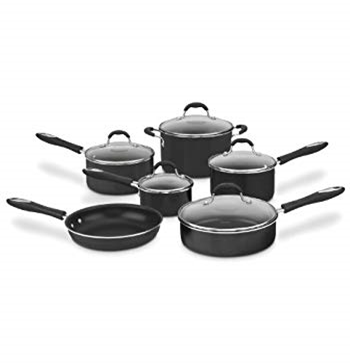 Cuisinart 55-11BK - Pot and Pans For Gas Stove