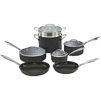 Cuisinart - DSA-11 - Pot and Pans For Gas Stove