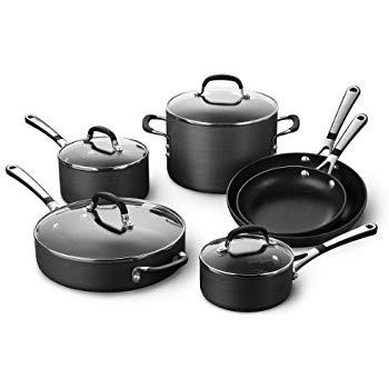 Simply Calphalon – Sa10h - Pot and Pans For Gas Stove