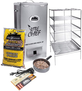 Smokehouse Little Chief - best electric smoker