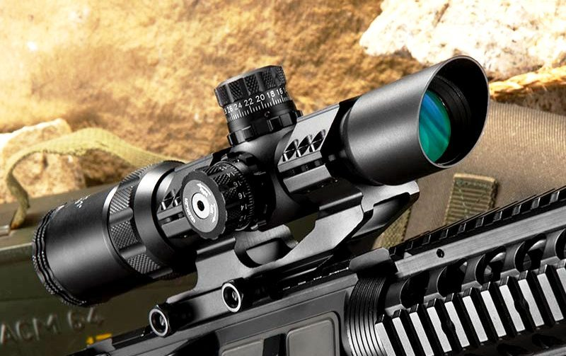 Best Air Rifle Scope Under 100