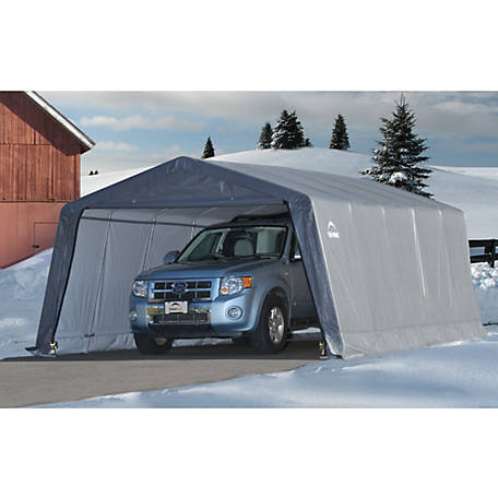 Top 12 Best Portable Garage for Snow Load–Buying Guide 2020