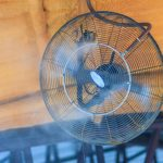 Tornado 24 inches Outdoor Fan