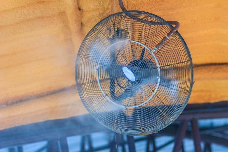Tornado 24 inches Outdoor Fan