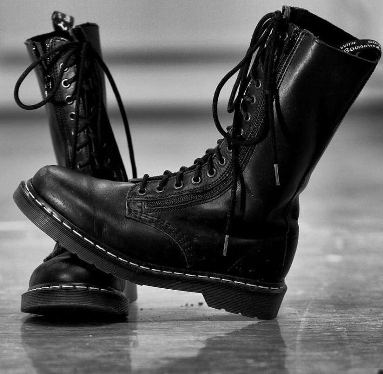 Most comfortable combat boots