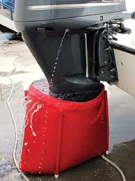 Outboard Flushing The Right Way - BoatUS Magazine