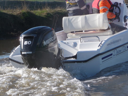 How to flush outboard motor cooling system?