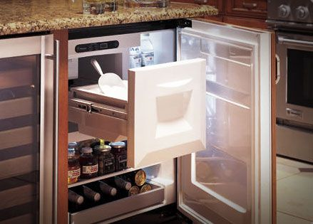 Top Bar Refrigerators with Ice Makers