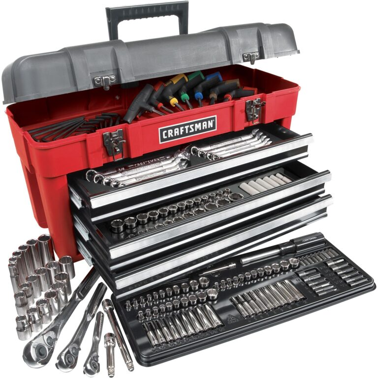 How to organize a mechanics tool chest?