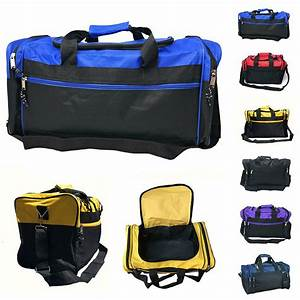 How to pack a rolling duffel bag?