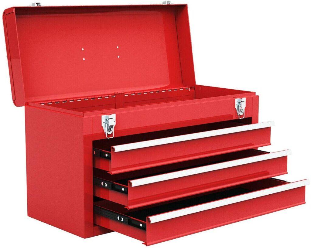 Goplus Tool Chest - best tool chest under 500