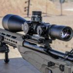 rifle scope under 1000