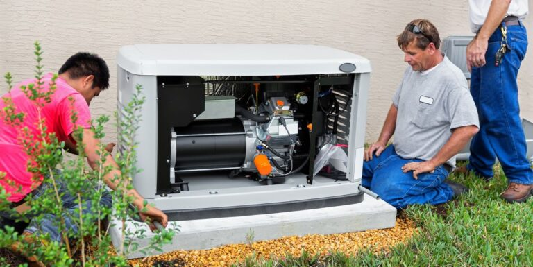 Standby or Portable Generator